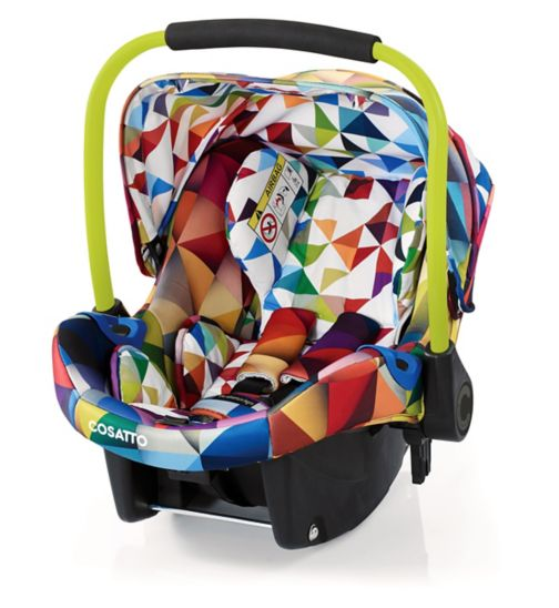 Cosatto Port Group 0+ Car Seat Spectroluxe