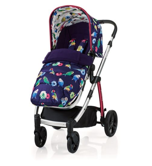 Cosatto Wow Pram & Pushchair Eden
