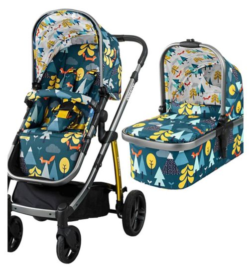 Cosatto Wow Pram & Pushchair Fox Tale
