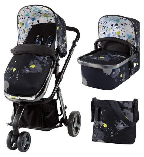 Cosatto Giggle2 Pram & Pushchair Berlin