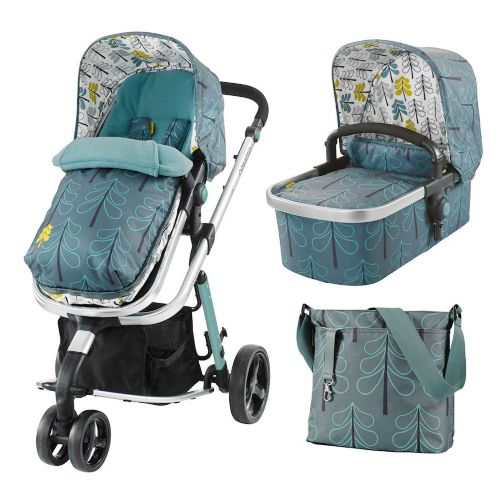 Cosatto Wish Pram & Pushchair Ffjord