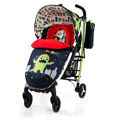 Cosatto Yo 2 Stroller – Monster Arcade