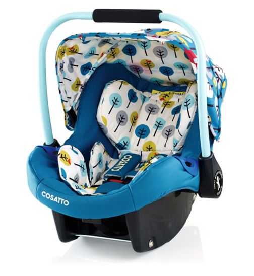 Cosatto Port Group 0+ Car Seat My Space