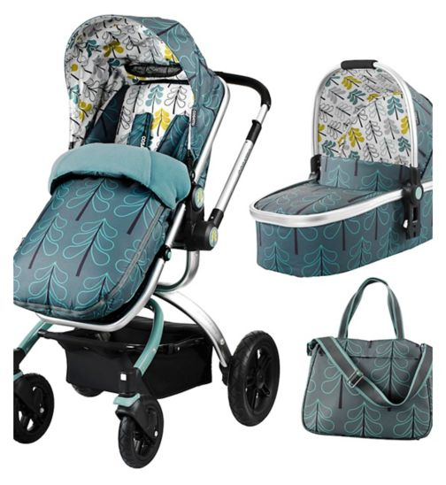 Cosatto Ooba Pram & Pushchair Ffjord