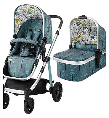 Cosatto Wow Pram & Pushchair – Fjord