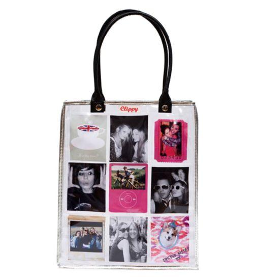 Clippy Medium Tote Bag