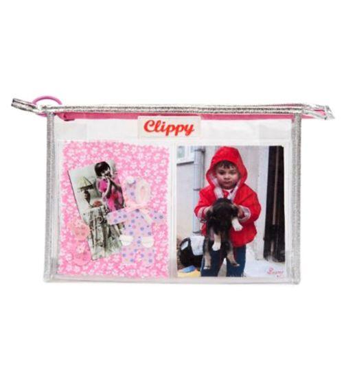 Clippy Make-Up Bag