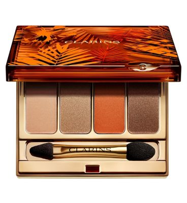 Clarins 4 Colour Eye Palette