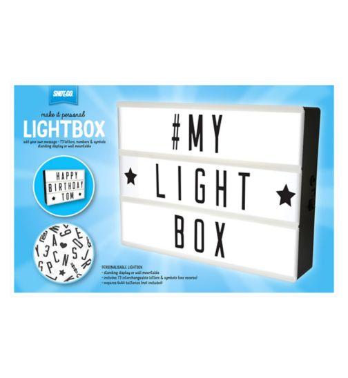 Shot2Go Lightbox