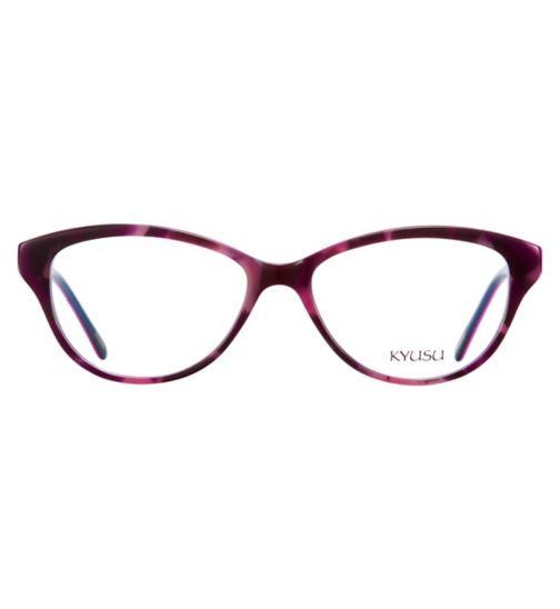 Kyusu KKM1702 Kids' Pink Glasses - £20 with NHS voucher