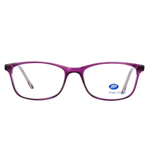 7c39941b264b Boots BKF1703 Kids  Purple Glasses - Free with NHS voucher