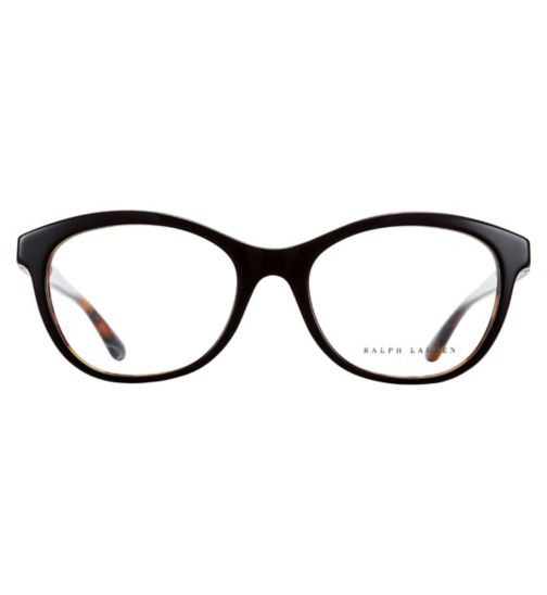Ralph Lauren RL6157Q Womens Glasses - Black