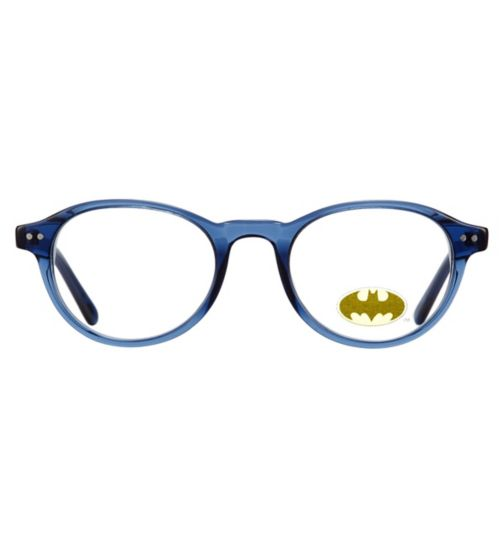 Batman v Superman BT906 Kids' Blue Glasses - £10 with NHS voucher