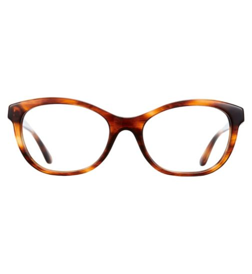 Ralph Lauren RL6157Q Women's Glasses - Havana