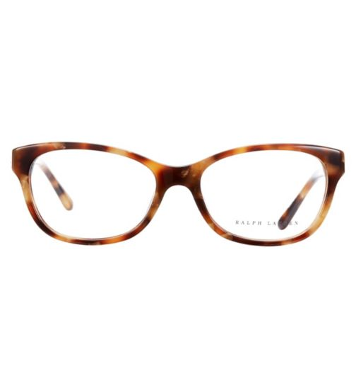 Ralph Lauren RL6155 Women's Glasses - Havana