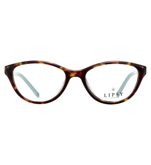 Lipsy 205T Kids' Tortoise shell Glasses - £40 with NHS voucher