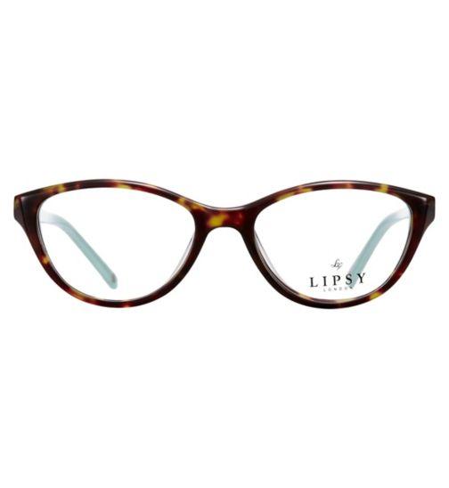 Lipsy 205T Kids' Tortoise shell Glasses - £40 with NHS voucher