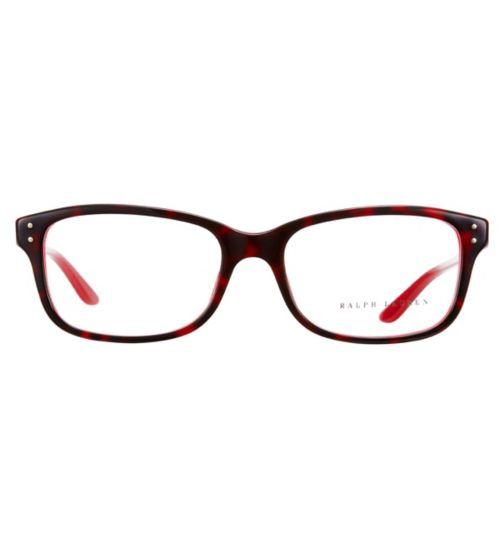 Ralph Lauren RL6062 Women's Glasses- Red