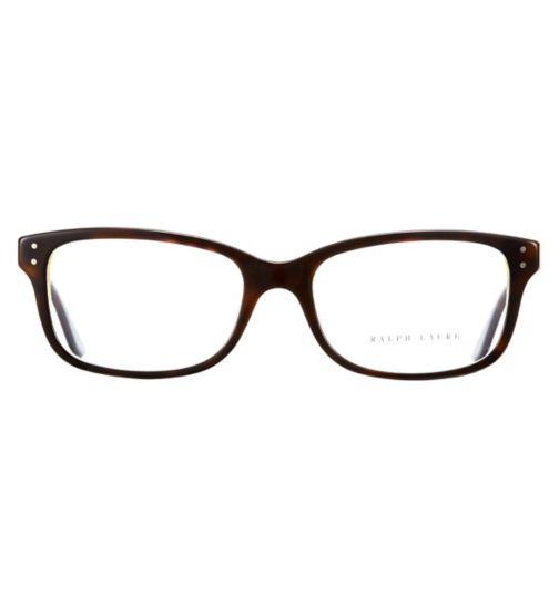 Ralph Lauren RL6062 Women's Glasses - Havana