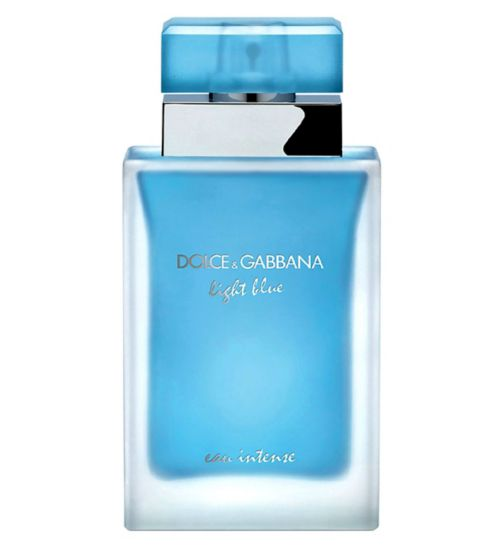 Dolce & Gabbana Light Blue Eau Intense Eau de Parfum 50ml