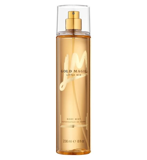 Little Mix Gold Magic Body Mist 236ml