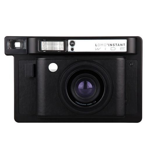 Lomo'Instant Mini Black Camera