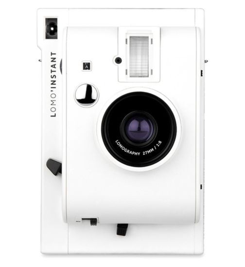 Lomo'Instant Mini White Camera