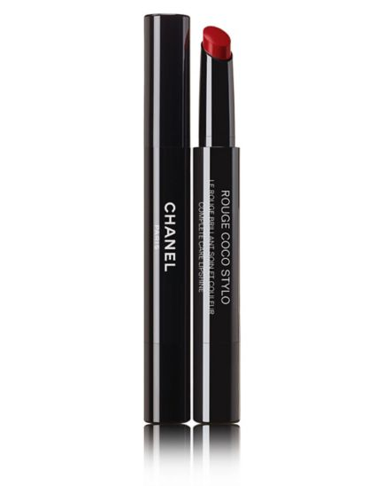 CHANEL ROUGE COCO STYLO Compete Care Lip Shine Lipstick