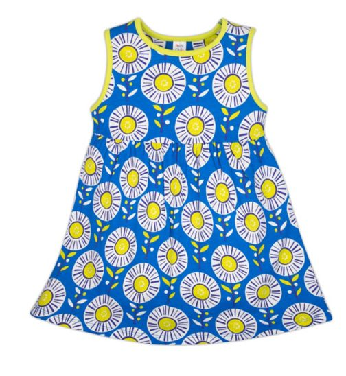 Mini Club Girls Sunflower Dress
