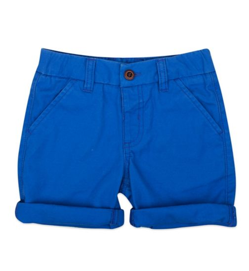 Mini Club Blue Chino Short
