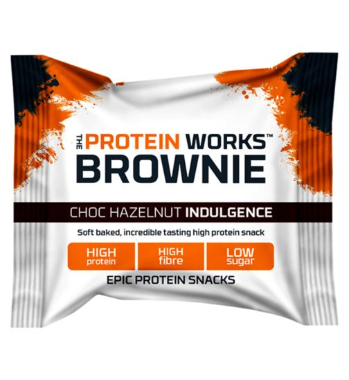 The Protein Works Epic Snacks - Chocolate Hazelnut Indulgence (40g)