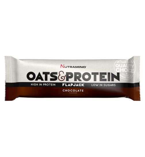 Nutramino Oat & Protein Flapjack - Chocolate