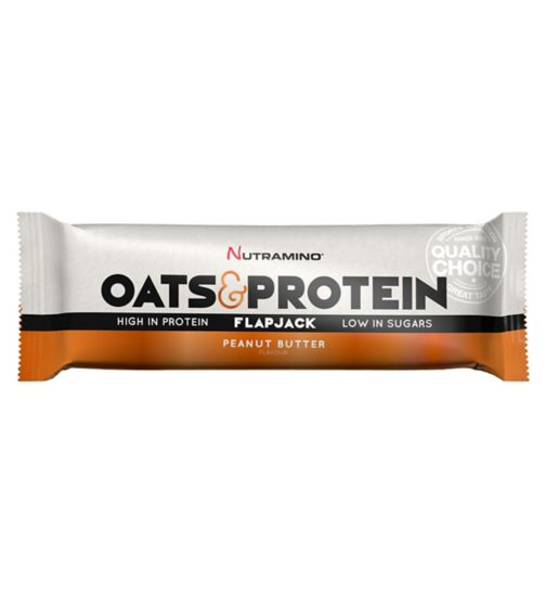 Nutramino Oat&Protein Flapjack - Peanut Butter