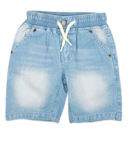Mini Club Blue Chino Short