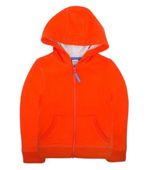 Mini Club Boys Hoodie Orange