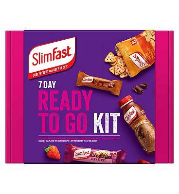 SlimFast 7 Day Starter Kit