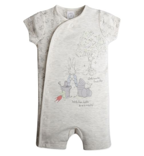Mini Club Romper Peter Rabbit