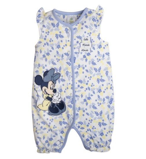 Mini Club Baby Girls Romper Minnie Mouse