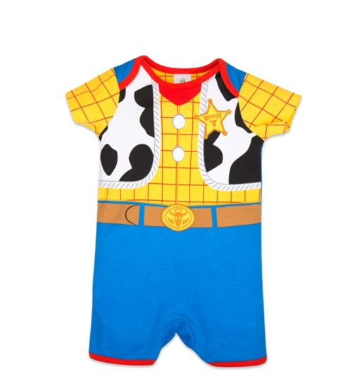 Mini Club Toy Story Woody Romper