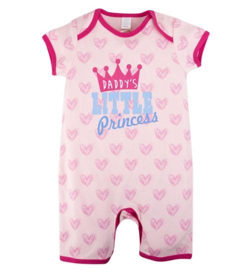 Mini Club Baby Romper Princess
