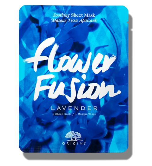 Origins  Flower Fusion™ Hydrating Sheet Mask-Lavender