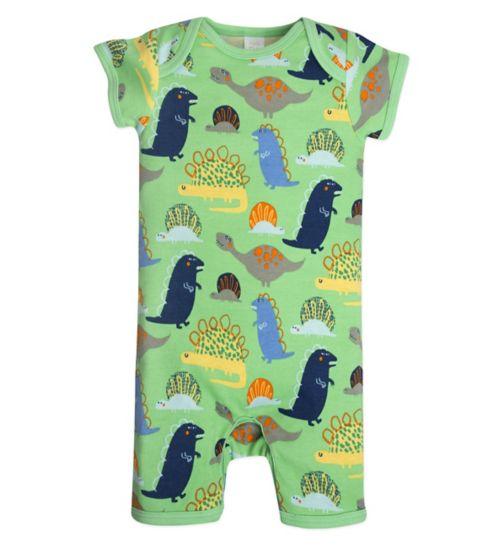 Mini Club Baby Romper Dinosaur