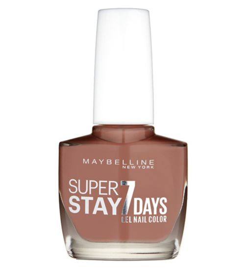 Maybelline Superstay 7 Days City Nudes Nail Color