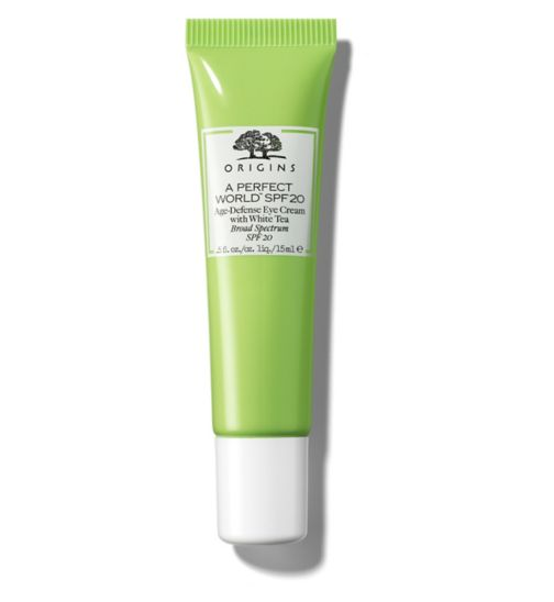Origins A Perfect World™ Age-Defense Eye Cream with SPF 20