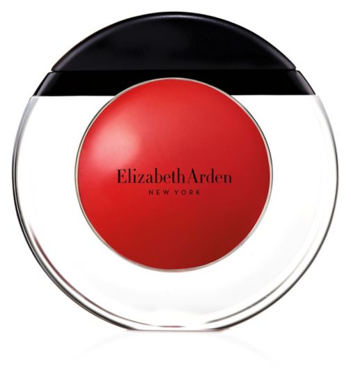 Elizabeth Arden Sheer Kiss Lip Oil - Rejuvenate Red