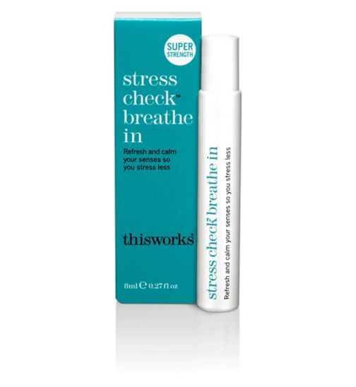 This Works Stress Check Breathe In