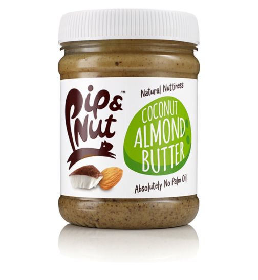 Pip & Nut Smooth Coconut Almond Butter - 225g