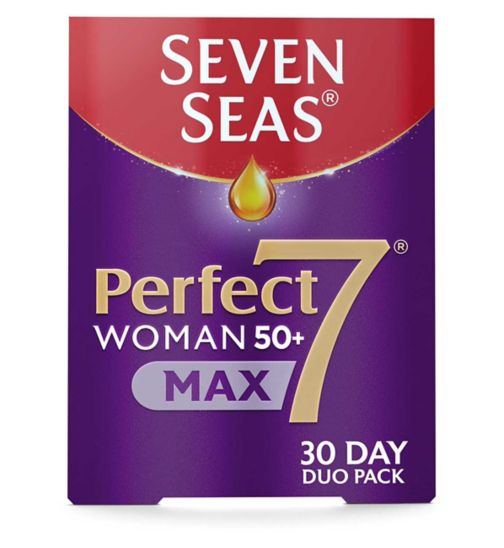 Seven Seas Perfect7 Prime Woman 50+ - 30 Capsules