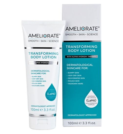 AMELIORATE Transforming Body Lotion - 100ml