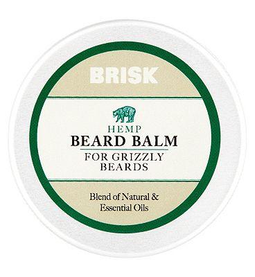 Brisk Beard Balm Tin 40g